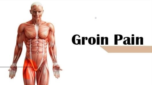 Groin Pain Is NO Game!